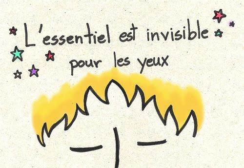 O essencial é invisível